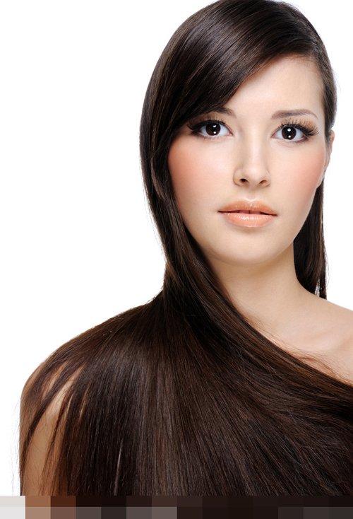 2020最潮流的刘海发型图片示范 纯净自然各种风格的女生刘海打理图片